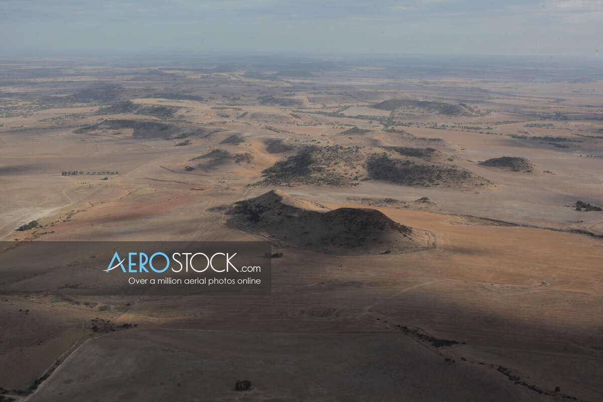 Panoramic aerial photo of Greater Geraldton taken on March 31st, 2012 10:14