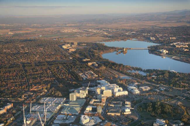 Canberra CBD 2601, Braddon 2612