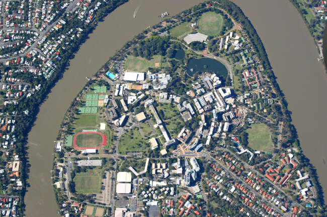 University of QLD 4072