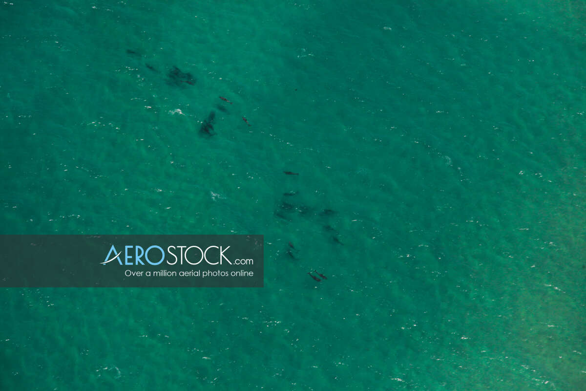 UAV stock photo of Clarence Valley