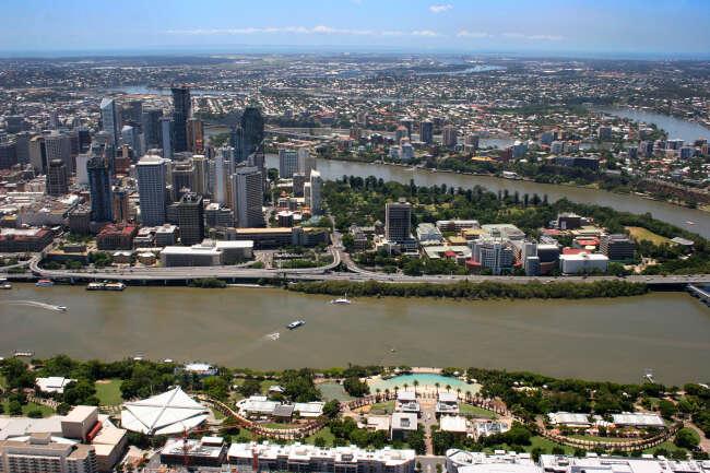 South Bank 4101, Brisbane CBD 4000