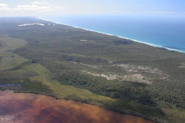 Boreen Point 4565, Double Island Point