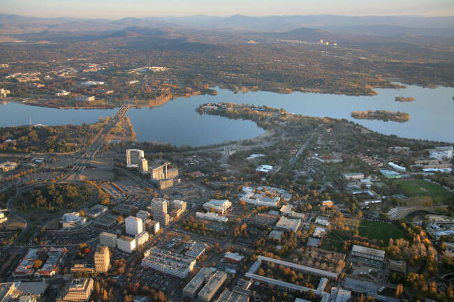 Canberra CBD 2601