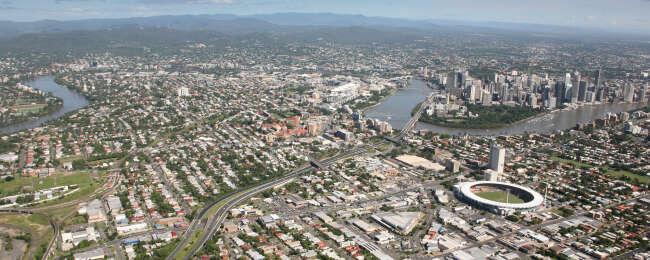 Woolloongabba 4102, Kangaroo Point 4169, South Brisbane 4101