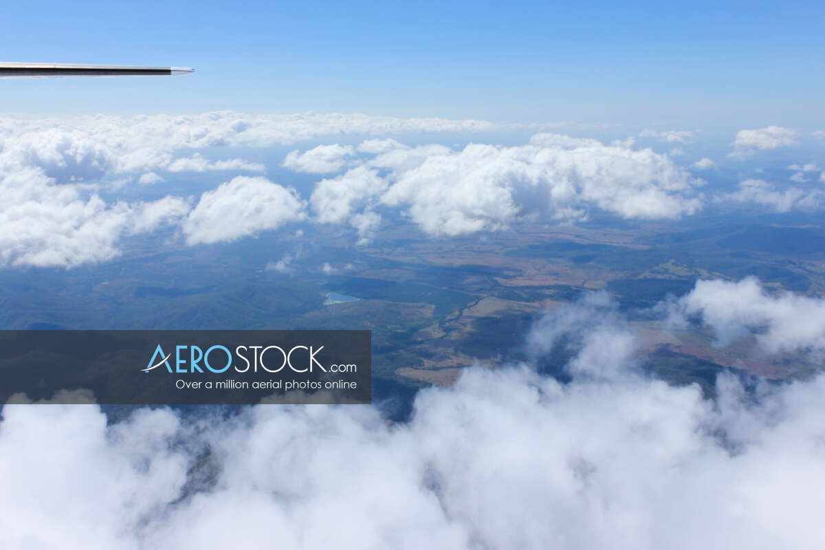 Panoramic aerial photo of Mackay taken on August 30th, 2012 13:35.