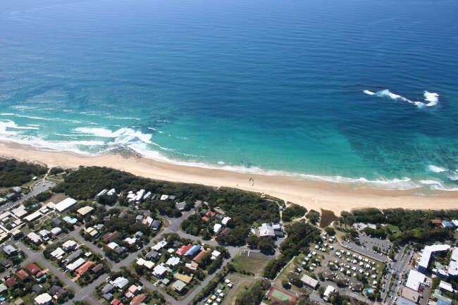 Dicky Beach 4551