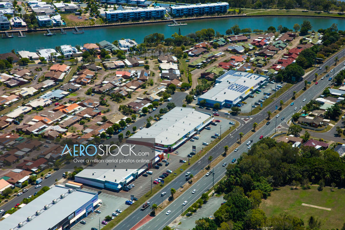 High res stock image of Minyama, QLD.