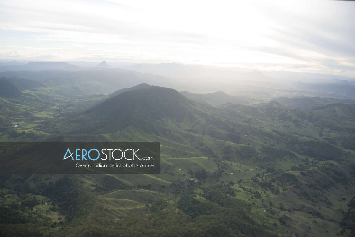 Stock photo of Mount Gipps, QLD