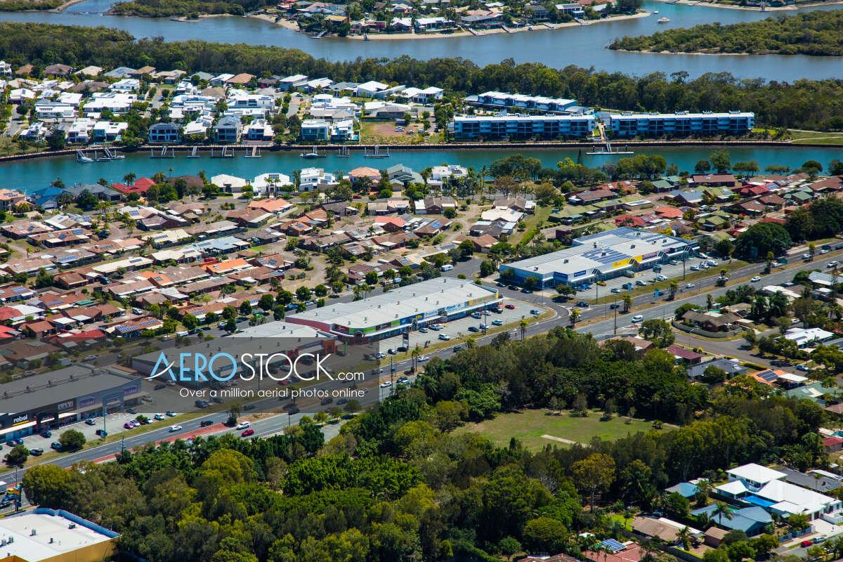 High DPI stock image of Sunshine Coast, 4575.