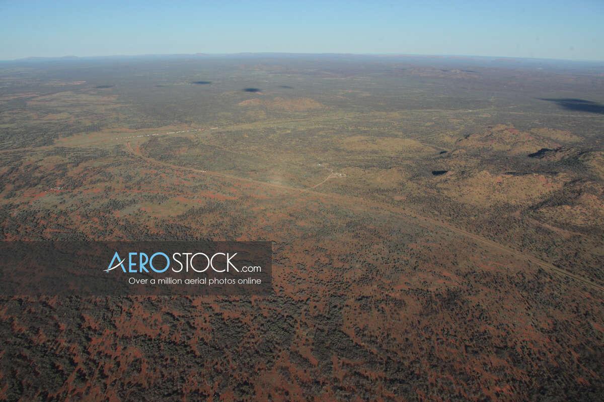 Aerial image of Irlpme, Alice Springs