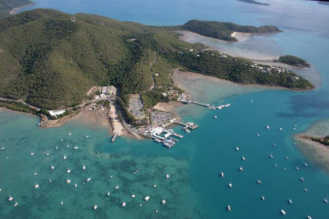 Shute Harbour 4802