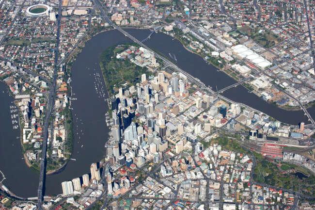 Brisbane CBD 4000, Kangaroo Point, South Brisbane 4101