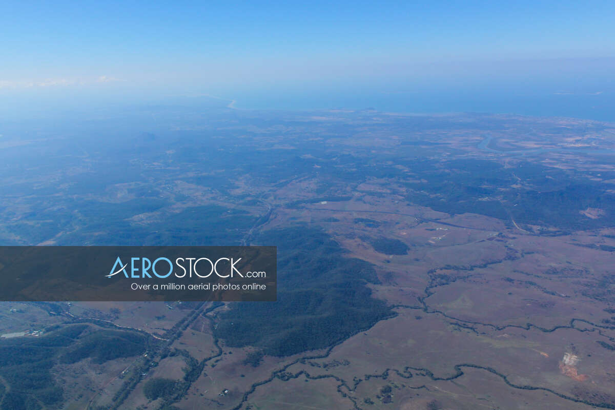 Sky-high stock image of Nankin taken on the August 30th, 2012 14:43