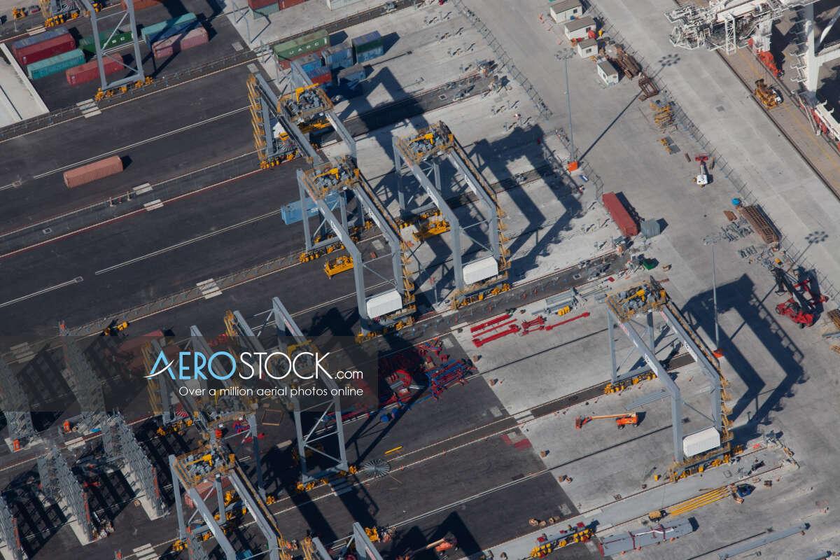 Snapshot of Port Of Brisbane taken on November 3rd, 2013 07:52.
