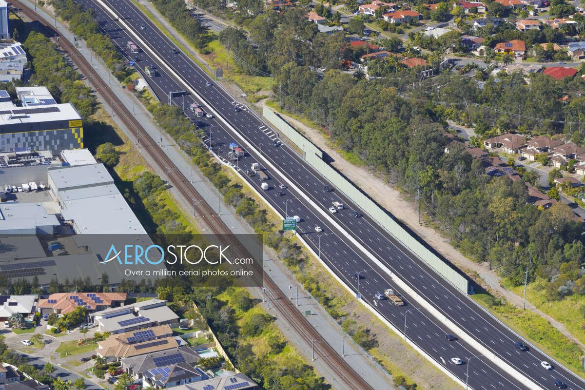 High resolution stock image of Robina, QLD.