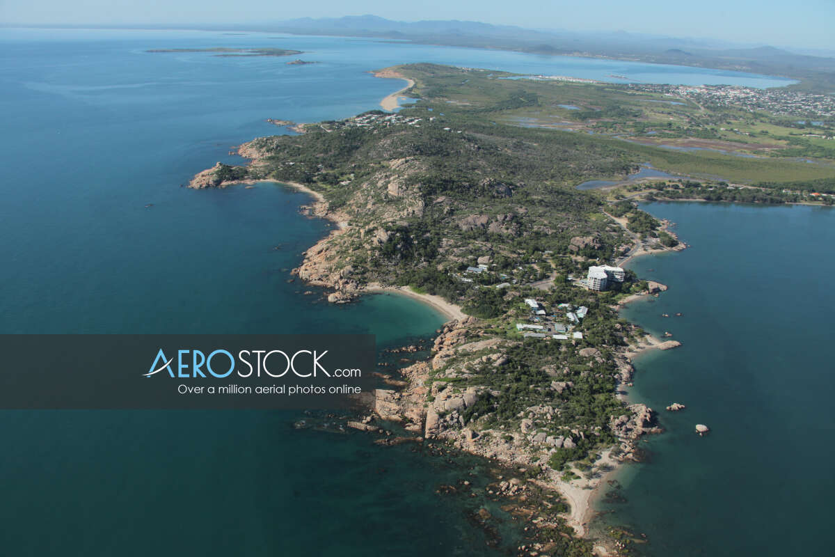 Aircraft snapshot of Whitsunday, Queensland