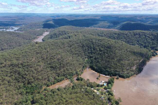 Hawkesbury River / Cliftonville