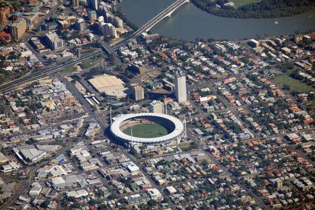 The Gabba, Brisbane Cricket Ground