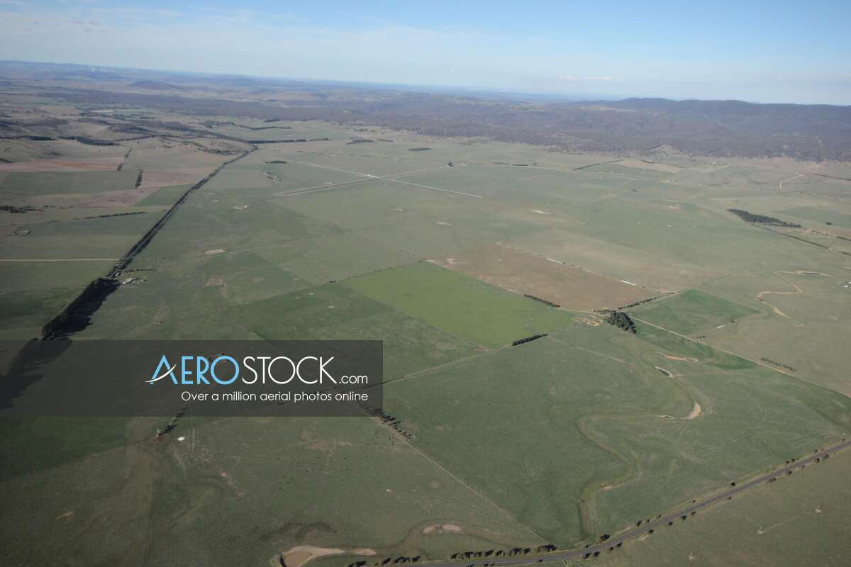 High resolution image of Hoskinstown in NSW
