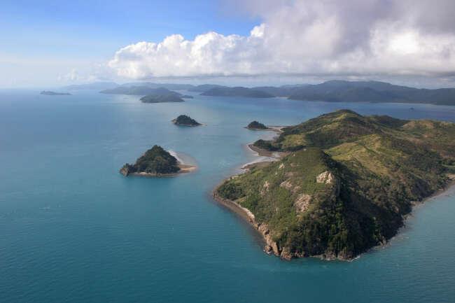 Whitsunday Island Group, South Molle Island