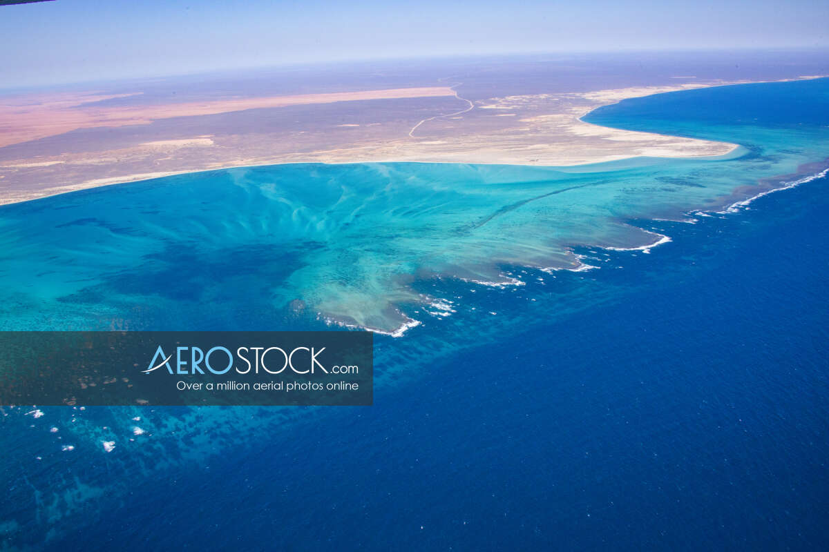 Affordable stock photo of Ningaloo in Exmouth.