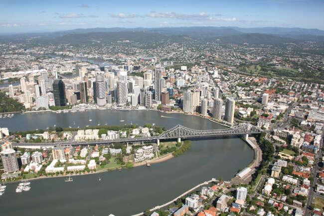 Kangaroo Point 4169, Fortitude Valley 4006, Brisbane 4000