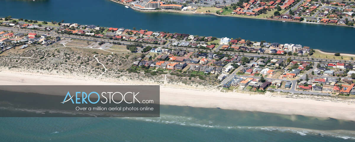 Stock image of West Lakes