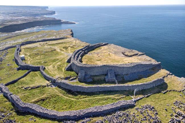 Dún Aonghasa 1, Inishmore Ireland.