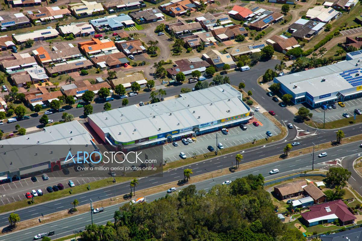 High DPI stock photo of Minyama, Queensland.