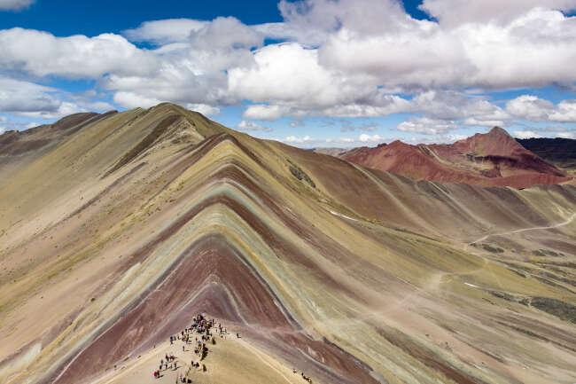 Rainbow Mountain 6, Peru