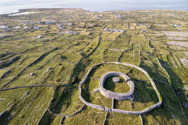 Dún Eochla, Inishmore 3.