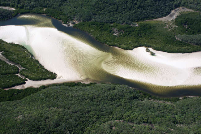 Whitsunday Island Group, Whitsunday Island