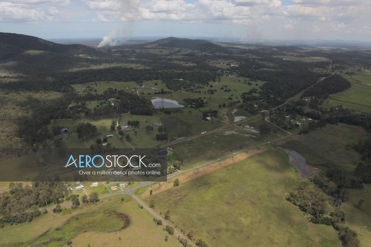 Cost effective image of Gundiah, Queensland.