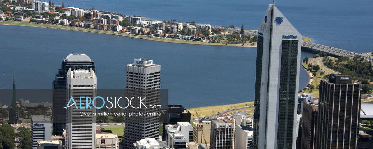 Stock photo of East Perth, WA