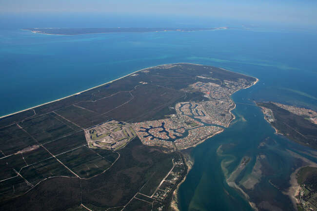 Bribie Island 4507, Sandstone Point 4511