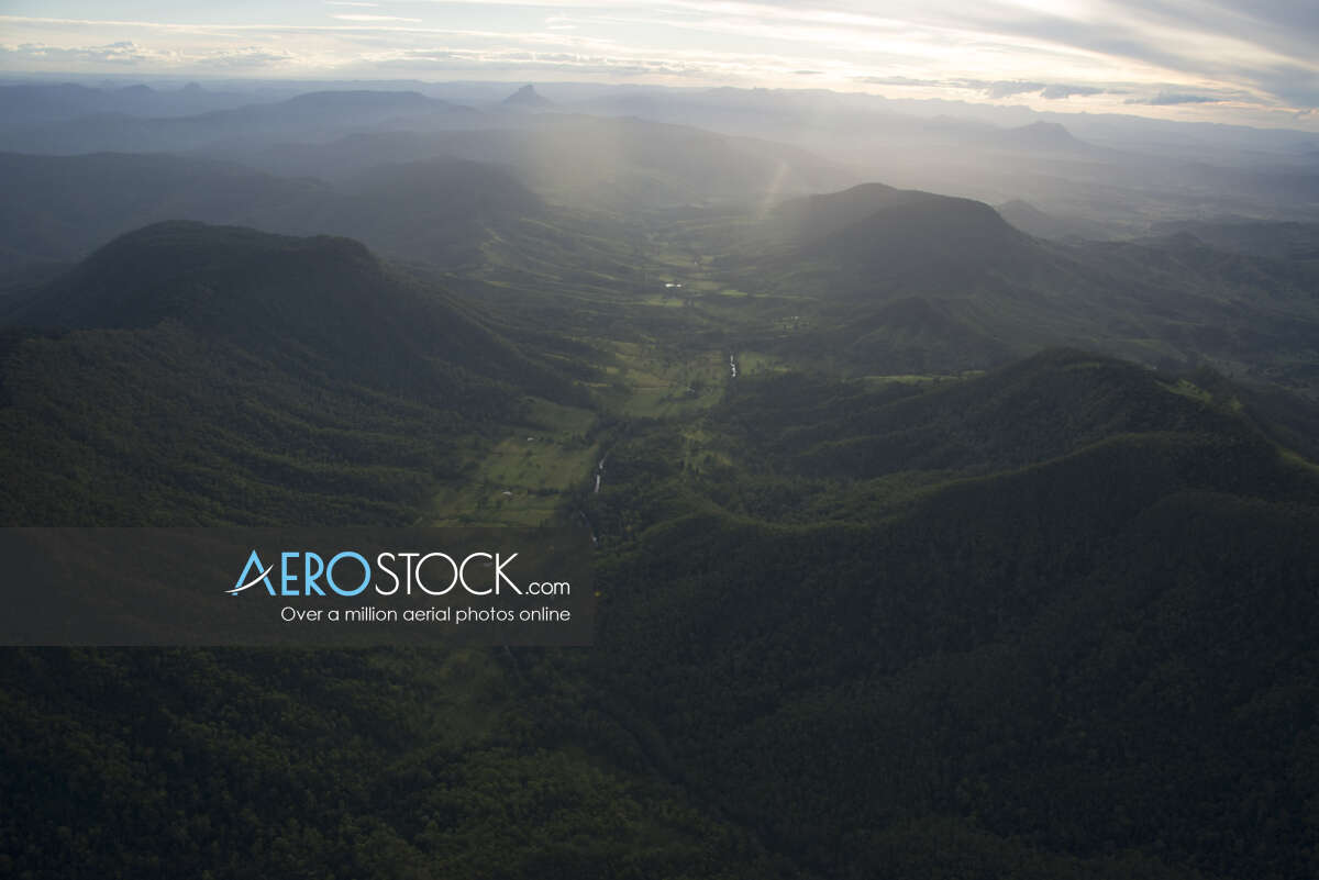 Stock image of Mount Gipps
