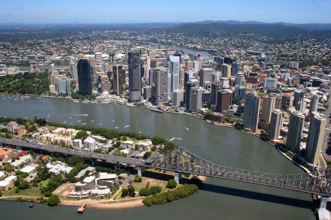 Brisbane CBD 4000, Kangaroo Point 4169