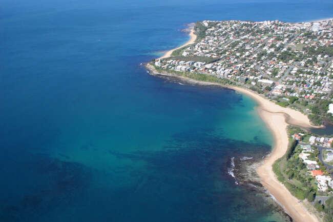 Dicky Beach 4551, Shelly Beach 4551, Moffat Beach 4551