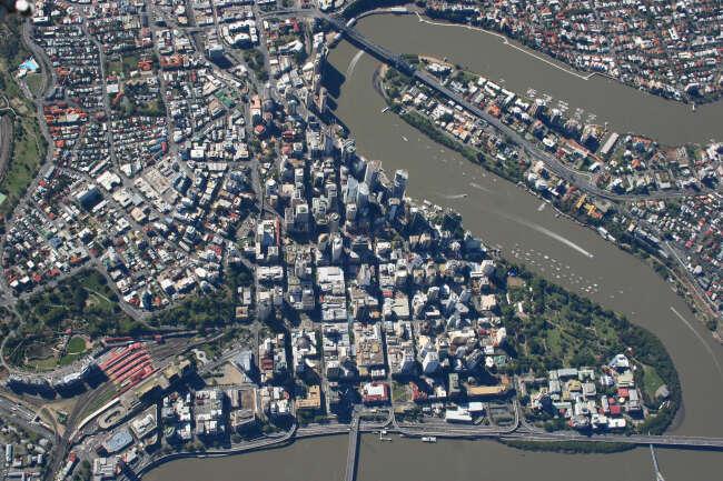 Brisbane CBD 4000, Kangaroo Point 4169, Spring Hill 4000