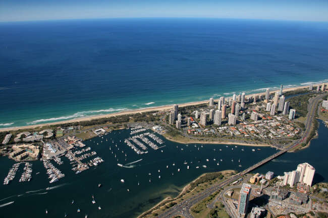 Southport 4215, Main Beach 4217, The Broadwater