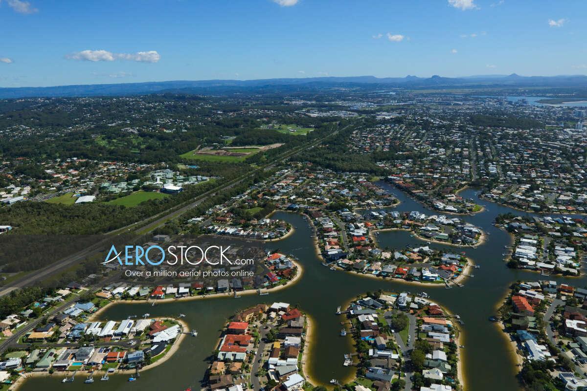 Minyama in the Sunshine Coast Queensland