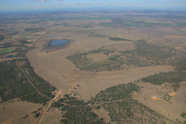Atkinsons Dam 4311