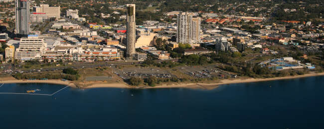 Southport 4215, The Broadwater
