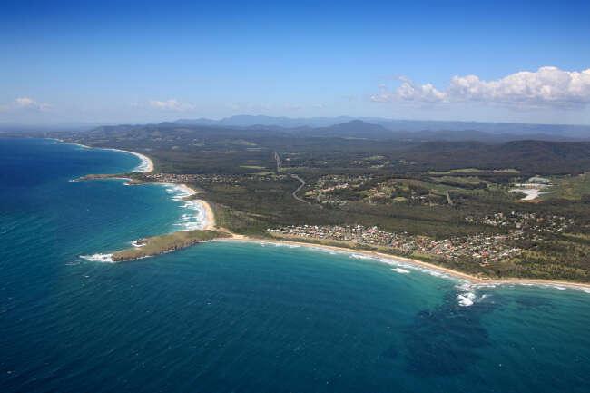 Emerald Beach 2456, Sandy Beach 2456