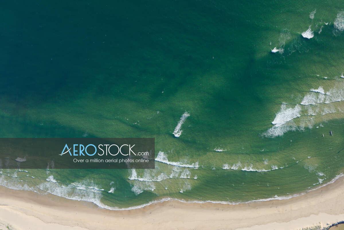 Aerial snapshot of Gold Coast, Queensland