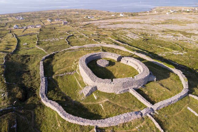 Dún Eochla, Inishmore 1.
