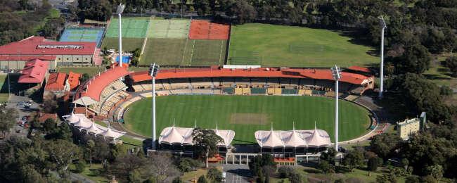 Adelaide CBD 5000, Adelaide Oval