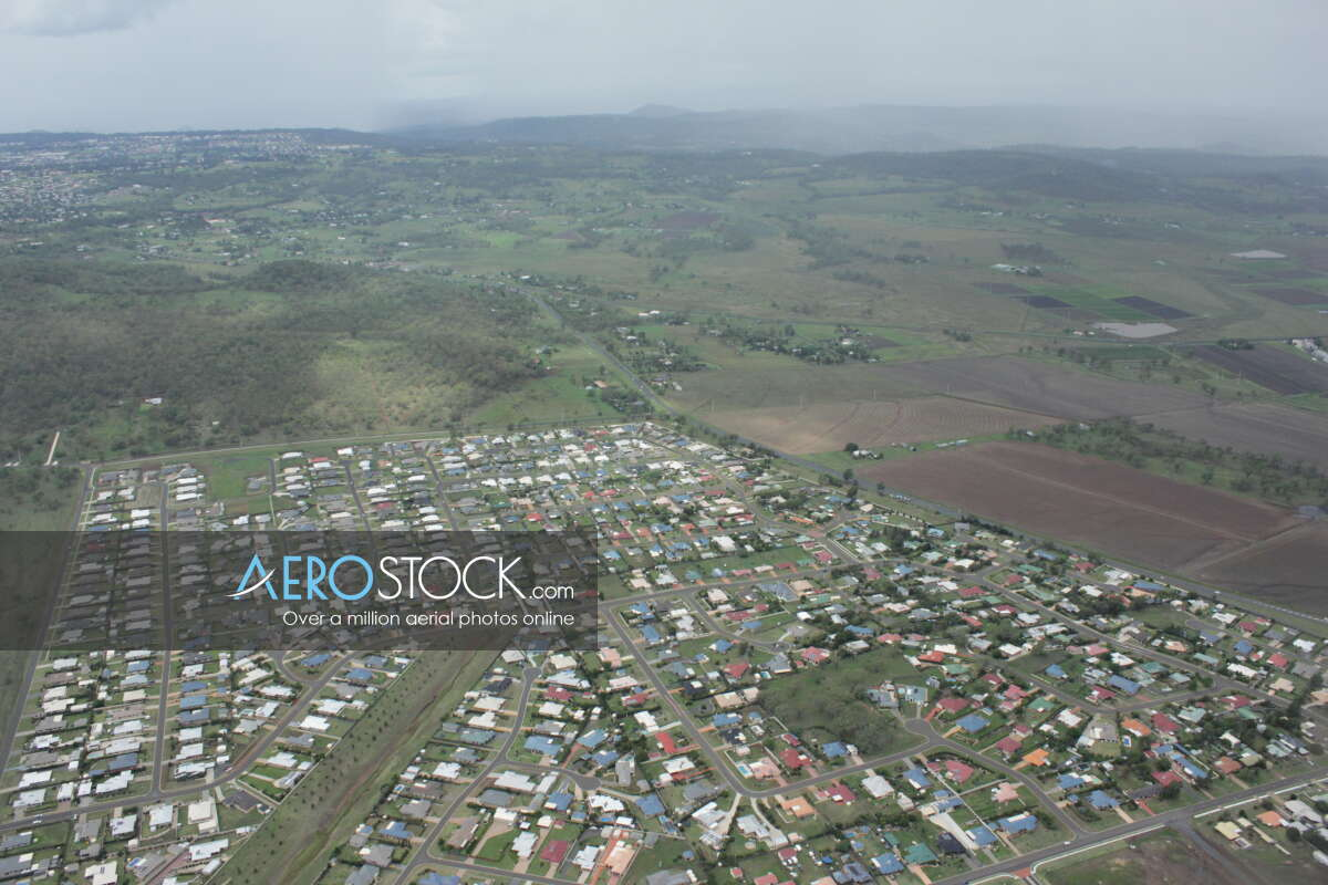 Discounted aerial picture professionally shot on January 30th, 2013