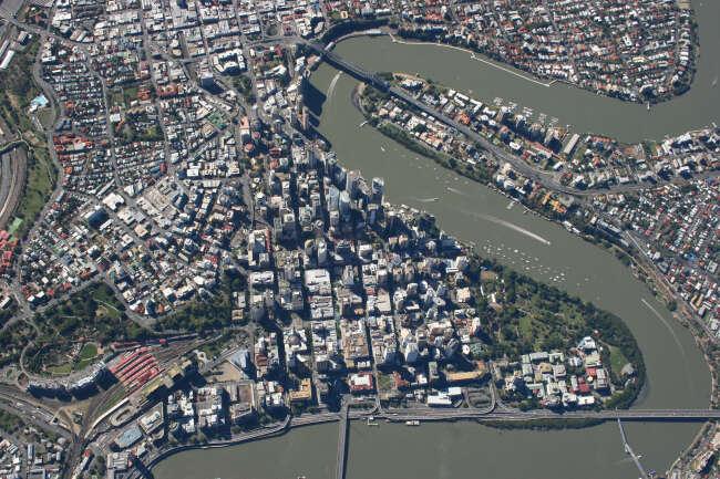 Brisbane CBD 4000, Kangaroo Point 4169, Fortitude Valley 4006