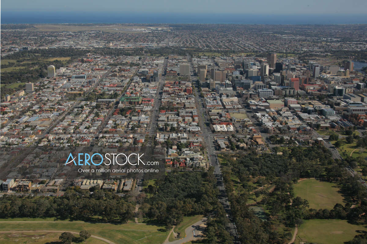 High definition stock image of Rose Park, SA.